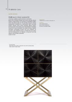 Limited edition | Armani/Casa