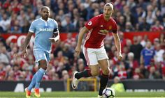 #Ibrahimovic #MUFC – Ibrahimovic: I've always wanted to be like Ronaldo : The 35-year-old has netted six goals in 11 appearances for the…