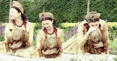 Anne and Elizabeth