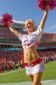 Kansas City Chiefs Cheerleaders, Nfl Chiefs, Hottest Nfl Cheerleaders, Professional Cheerleaders, Football Conference, Super Sport, Sport Girl, American Football, Cheerleading