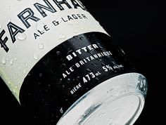 Brasserie Farnham   Bitter  Branding  Emballage / Packaging   lg2boutique