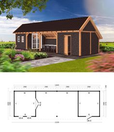 Outdoor Patio Rooms, Outdoor Living, Outdoor Decor, Bed Nook, Stockholm, Tiny House, Shed, Garage, Home And Garden