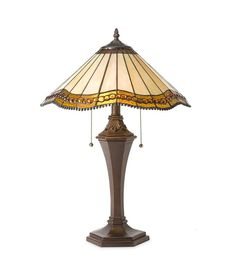 Main image for Oak Park Tiffany-Style Table Lamp