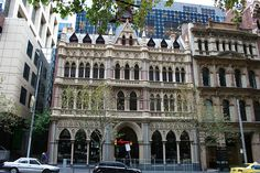 Gothic architecture 467 Collins st