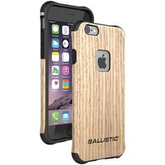 Ballistic Ue1667-B21N Iphone(R) 6/6S Urbanite Select Case (White Ash Wood)