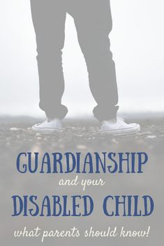 Guardianship and your disabled child: What parents need to know.  We don't like to think about it, but getting started makes it less scary. via @lisalightner