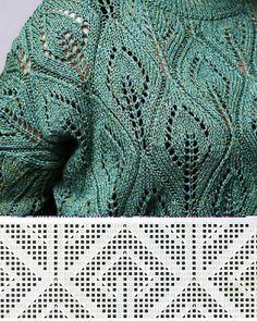 Knitting Machine Patterns, Knitting Charts, Knit Patterns, Free Knitting, Stitch Patterns, Crochet Stitches Free, Knitting Stitches, Crochet Yarn, Knitting Needles