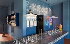 chicho gelato interior design architecture ohlo studio