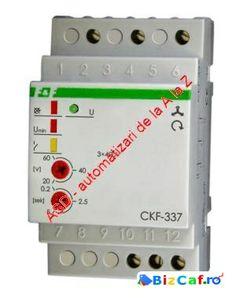 Vand relee de control si alte echipamente electrice:relee de timp, relee de monitorizare, indicatoare de panou,surse de tensiune,relee wireless