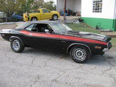 1971 Dodge Challenger!