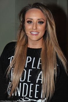 Charlotte Crosby shows off her slender pins in tiny mini skirt Charlotte G Shore, Charlotte Letitia, Charlotte Crosby, Geordie Shore Charlotte, Lauren Pope, Louise Thompson, Yeezy Outfit, Formal Makeup, Pretty Hairstyles