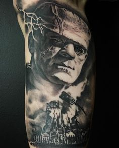 Celebrites tattoo by steve butcher tattoo no 13010 for Outer limits tattoo long beach