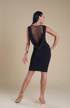 Lalafarjan latin practice wear / dance wear