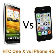 The HTC One X vs iPhone 4S as you all know are two masterpeices that the market has ever experienced. Both these phones have amazing specifications and features. Find out details @ http://www.mobilesandtablets.co.uk/htc-one-x-vs-iphone-4s-head-to-head-battle-between-masterpieces/