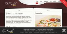 Deals Te Contei -  Joomla 1.6 Restaurant Templateso please read the important details before your purchasing anyway here is the best buy