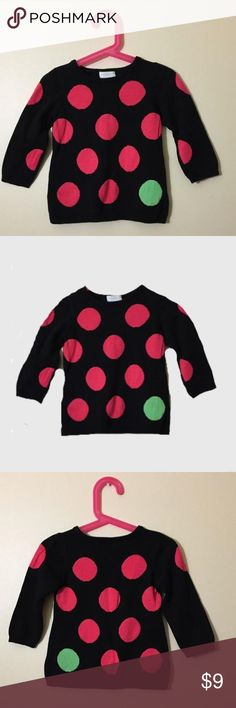 ✂️ Holiday Sale! Super cute polka dots sweater! You will Love it! ✂️ Holiday Sale!Super cute polka dots sweater! You will Love it! First Impressions Dresses