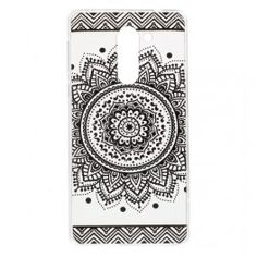 2017 New Black and White Floral Paisley Flower Mandala Phone Case Cover For Apple iPhone 6 Case Retro Fashion Fundas Celular Coque Iphone 5s, Iphone 4, Iphone Cases, Samsung Cases, Huawei Y6 Ii, Paisley Flower, Flower Mandala, Mandala Feather, Telephone Iphone