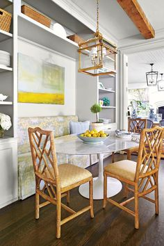 Amy Berry Highland Park House in Dallas, Texas Family Room, Home And Family, Cocinas Kitchen, Texas Homes, Park Homes, Outdoor Living Areas, Home Renovation, Dining Chairs, Dining Rooms