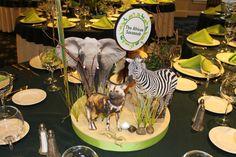 Animal Planet Centerpiece