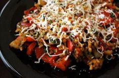 Pepperoni Pizza Rice