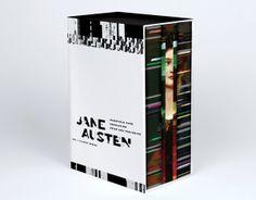 Jane Austen Boxed Classic Series by Rachel Ake, via Behance