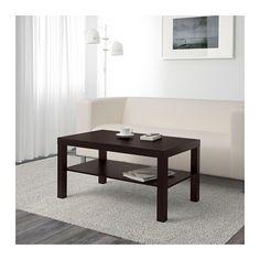 LACK Coffee table, black-brown black-brown 35 3/8x21 5/8