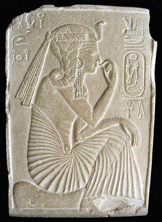 Ramses II as a child Stele, limestone - Circa 1290 B.C., 19th dynasty, New Empire -  Ankh