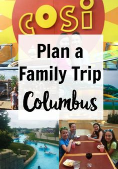 Here are some great Family Vacation Ideas for Columbus Ohio. We had a great time…