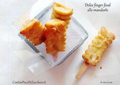 Sweet finger food alle mandorle