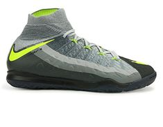 free shipping 483d0 78b71 Men s Hypervenomx Proximo Ii Df Indoor Black Volt Dark Grey Wolf Grey Soccer  Shoes -- To view further for this item, visit the image link.