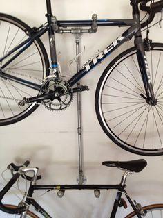Industrial Iron Pipe 'Bike Rack'  Fuji'd by CetiAlphaVDesign, $175.00