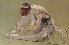 Gridneva nació en Ucrania.En 1991 comenzó a asistir a clases de dibujo en la Academia de renombre mundial de Bellas Artes de San Petersburg...