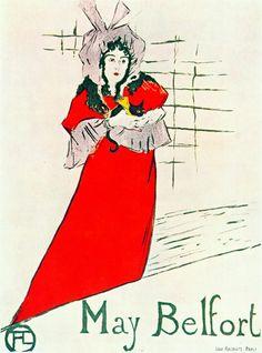 T. Lautrec, o pai do design gráfico!
