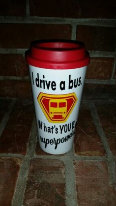 Cute teacher & bus driver gift  https://www.etsy.com/listing/253841890/bus-driver-gift-personalized-coffee?ref=cat_gallery_35&ga_ref=similar_listings_row&ga_search_type=all&ga_view_type=gallery