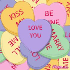 Valentine idea: Use these hearts to write fractions & find probability
