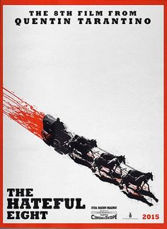 Quentin Tarantino's 'Hateful Eight' poster debuts - NY Daily News