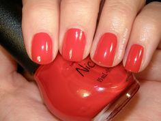 Red-y for a Pedi by Nicole by OPI