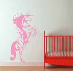 Hey, I found this really awesome Etsy listing at https://www.etsy.com/listing/176192755/magical-unicorn-butterflies-vinyl-wall