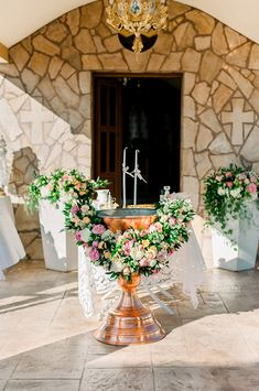 Here, your Mediterranean wedding dreams come true. Explore scenic venues, custom packages, full-service event planning and theme wedding decorations. Baptism Decorations, Flower Decorations, Table Decorations, Destination Wedding Planner, First Communion, Christening, Event Planning, Wedding Events, Fairy Tales