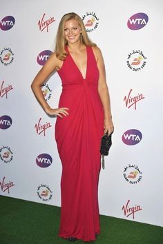 Petra Kvitova Evening Dress - Petra Kvitova Looks - StyleBistro