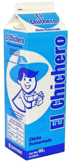 Chicha con hielo! miss this stuff,Venezuela.