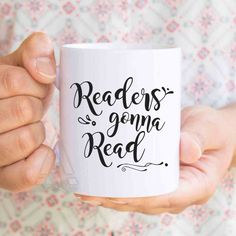 28 Bookish Mugs For Readers