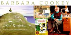 Barbara Cooney http://www.mainecoastbookshop.com/b_cooney.html