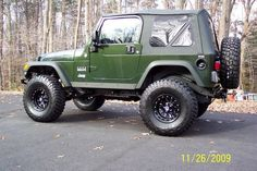 05 jeep wrangler willys edition   05 Jeep willy's & other jeep's ...