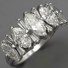 Fay Cullen Archives - - WEDDING BANDS - Marquise Diamond Wedding Band