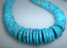Turquoise Beads | The Turquoise Chick