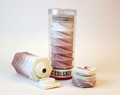 Colgate Redesign (Student Project) on Packaging of the World - Creative Package Design Gallery