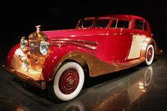 1937 Rolls Royce Phamton III #rollsroycevintagecars