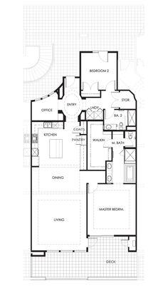 Residence 2 Floor Plan B1
