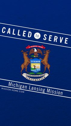 iPhone 5/4 Wallpaper. Called to Serve Michigan Lansing Mission. Check MissionHome.com for more info about this mission. #Mission #Michigan #cellphone